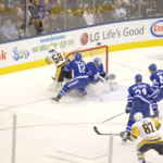 Leafs vs Penguins