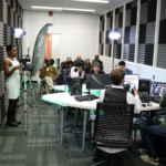 Nouvelles installations CHOQ FM