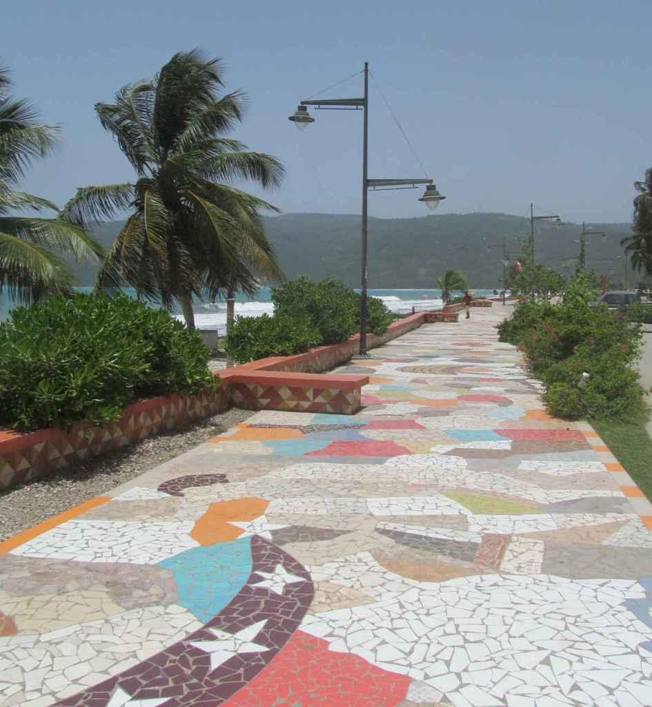 Promenade du Bord de Mer de Jacmel