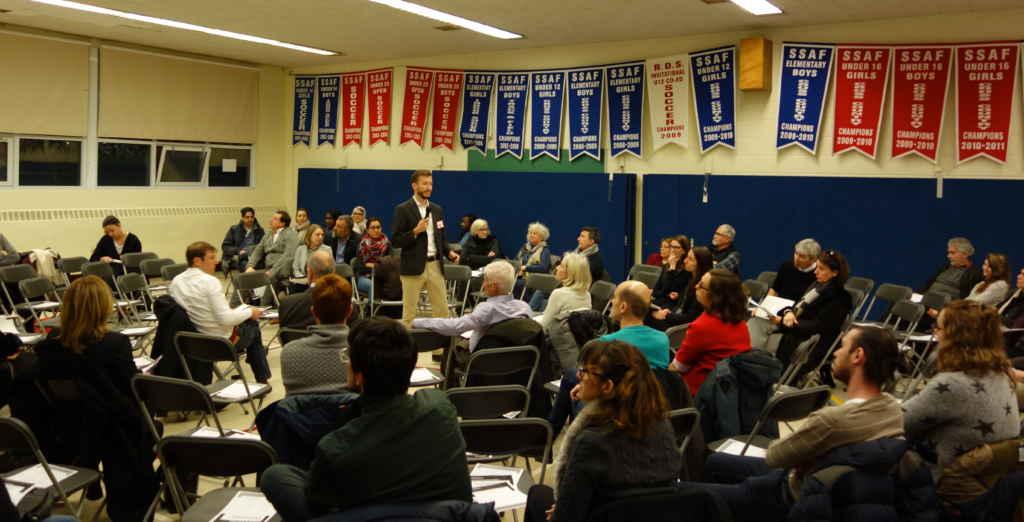 Au lycée français de Toronto