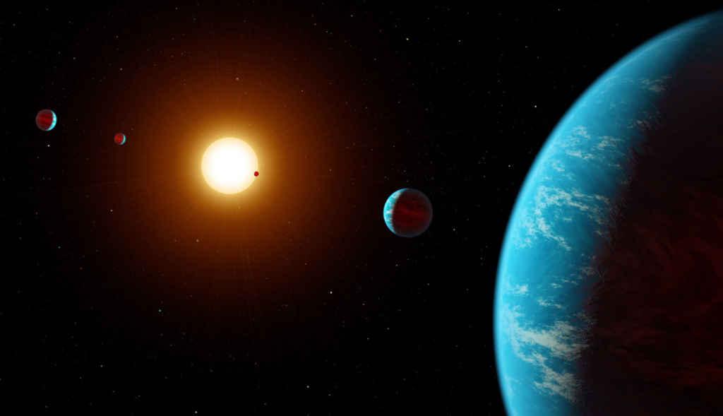 science, vie extraterrestre