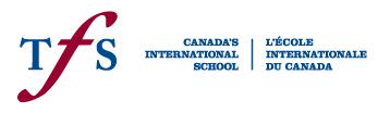 TFS - L'école internationale du Canada
