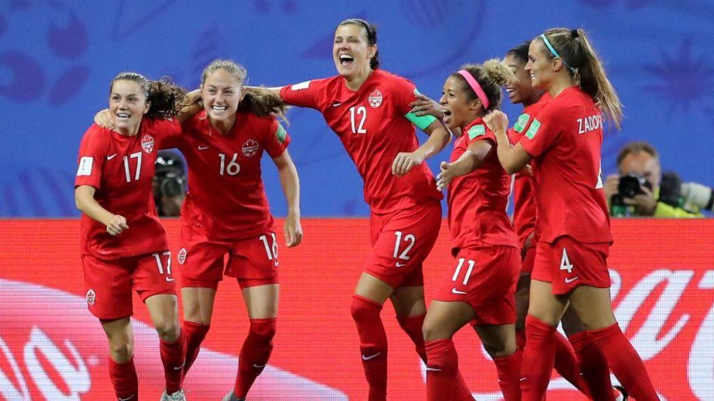 Coupe Du Monde Feminine De Football Plus Mediatisee Toujours Sous Payee