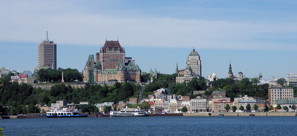 Mapping noise air pollution within the Gulf of Saint Lawrence