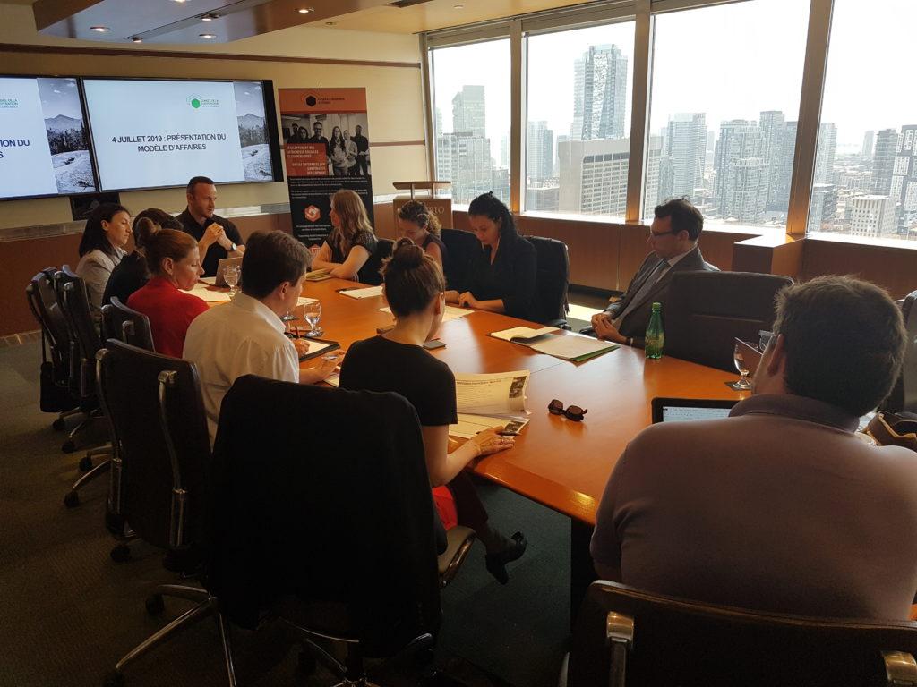 Image de la réunion