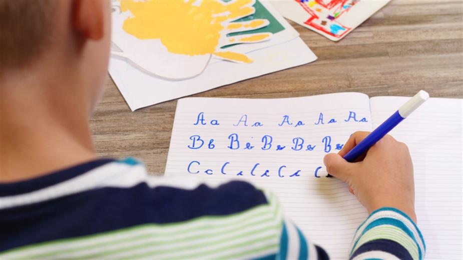 Résultats de recherche d'images pour «écriture cursive élèves»