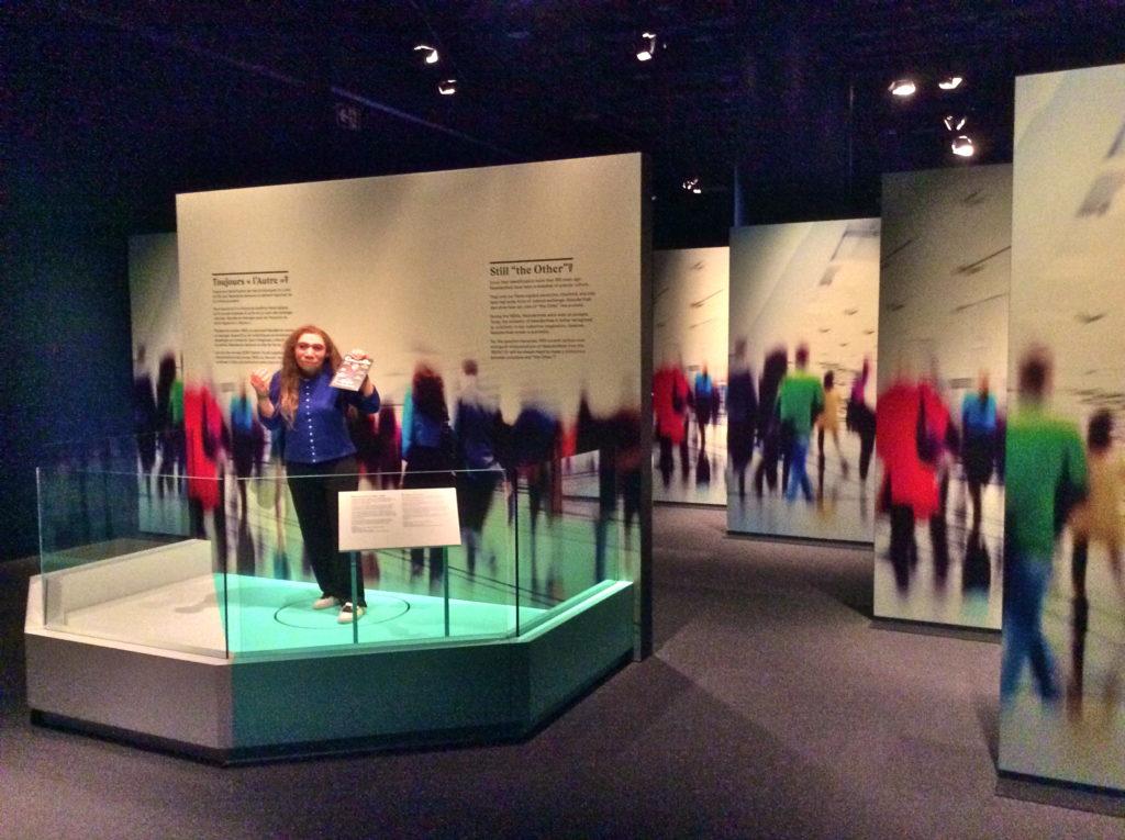 Ottawa 2019-Grand hall du Musée canadien de l'Histoire