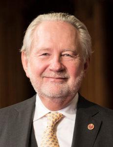 Le sénateur Peter Harder, représentant du gouvernement au Sénat