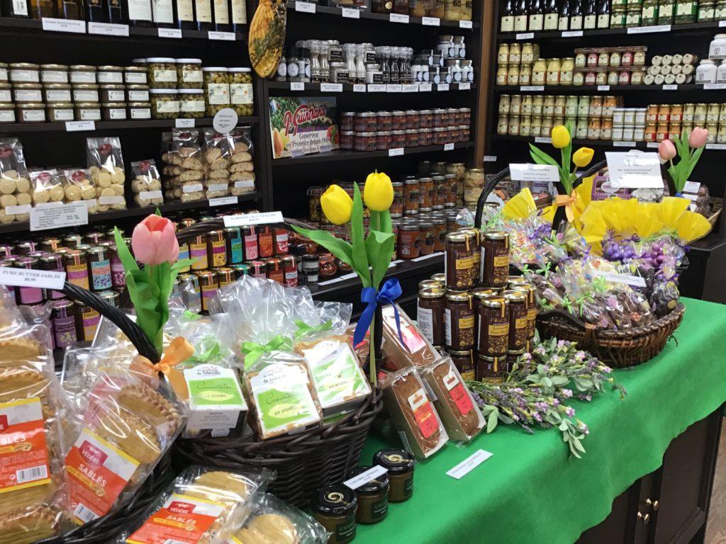 Les chocolats de douce France prêts pour Pâques!