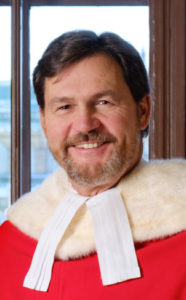 Richard Wagner, juge en chef du Canada.