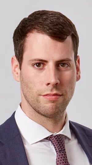 Darius Bossé, président de la Section des juristes d'expression française de common law de l'Association du Barreau canadien (ABC).