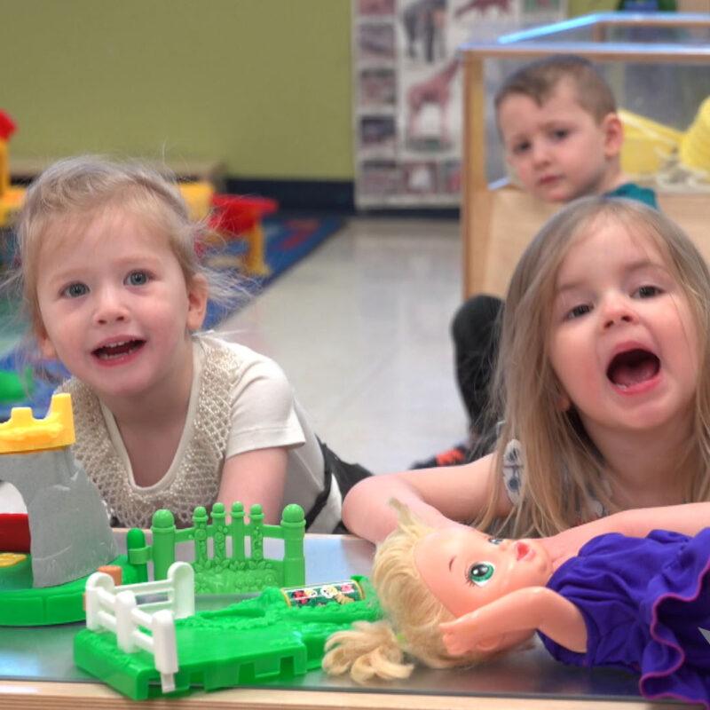 enfants Collège Boréal petite enfance