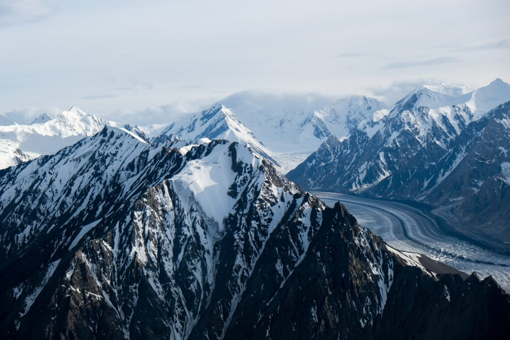Parc national Kluane Yukon