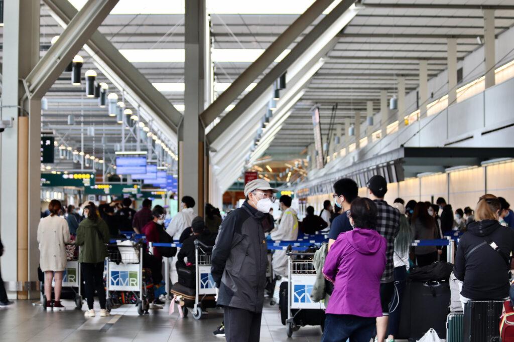 Cible immigration francophone_Aéroport