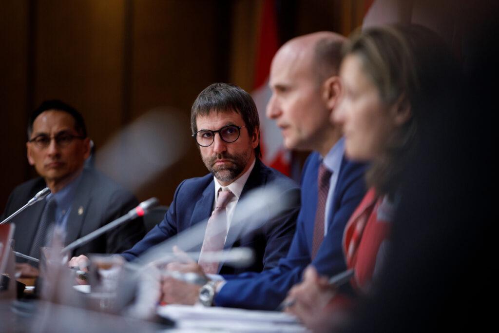 Projet de loi C-10 radiodiffusion francophonie Steven Guilbeault