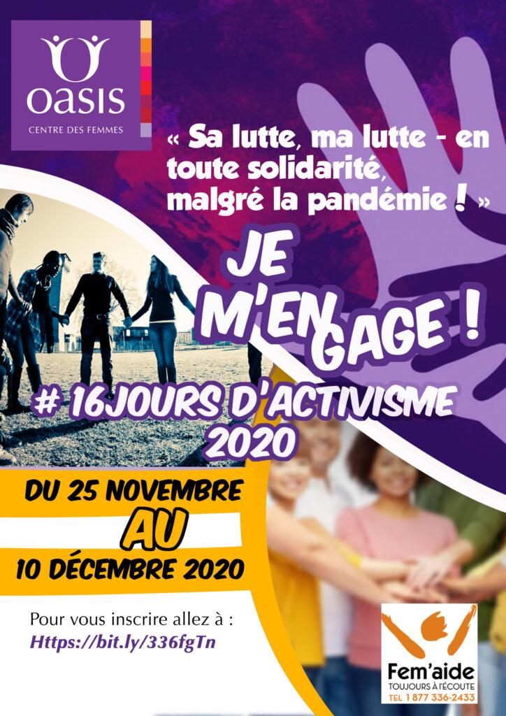 oasis femmes violence