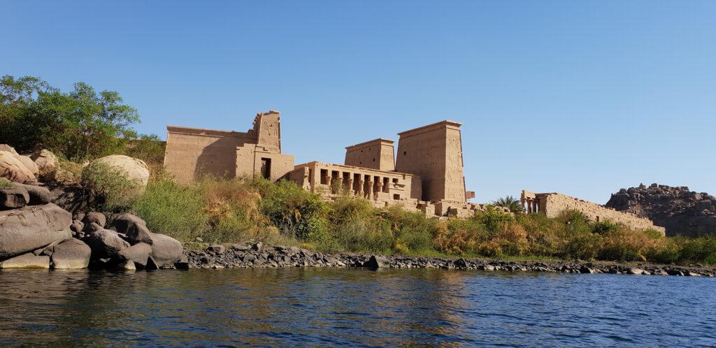 croisière sur le Nil Égypte Aurélie Resch