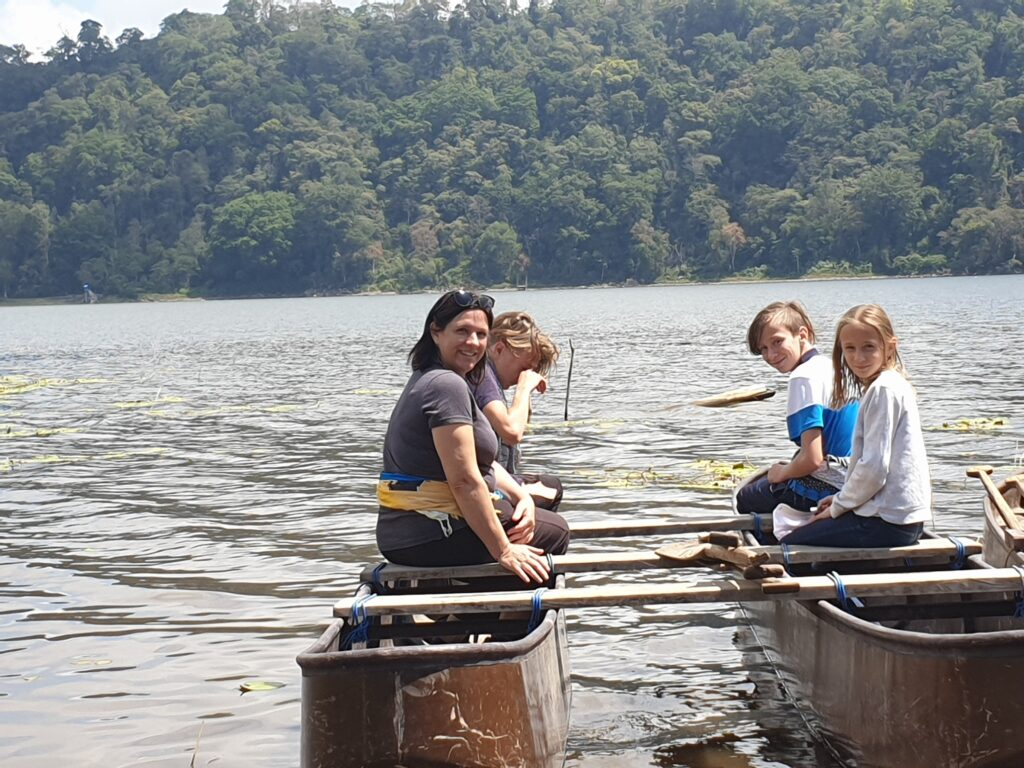 Bali Lac d'altitude