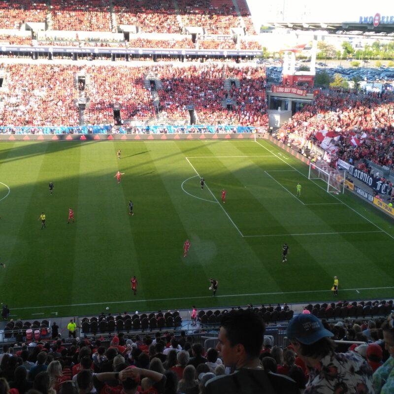 Stade BMO du Toronto FC