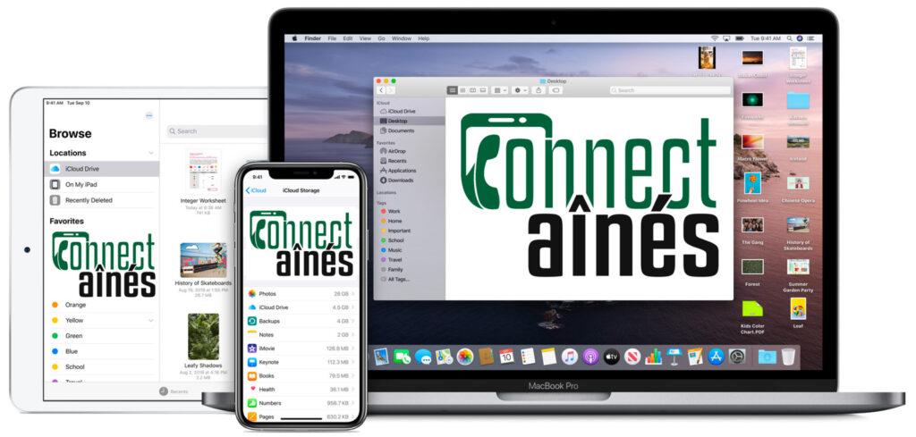 FARFO ConnectAînés Tablettes numériques