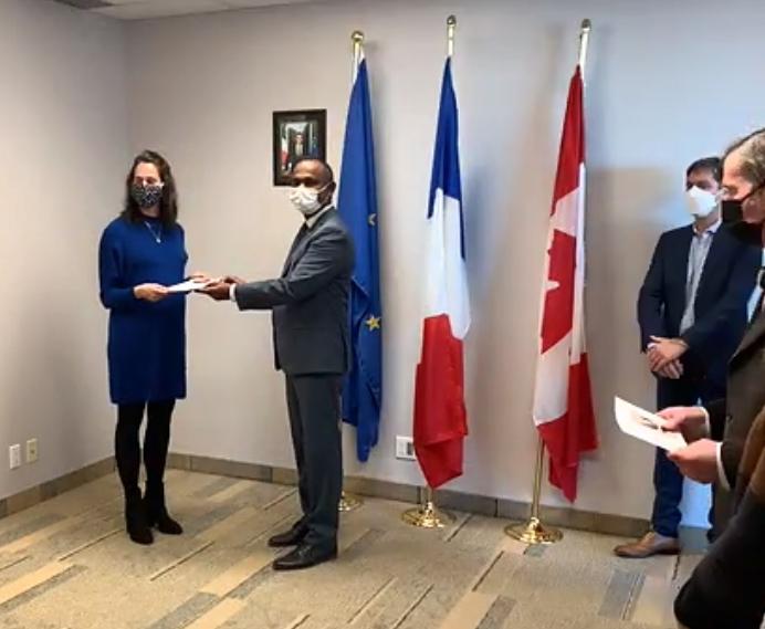 Citoyenneté française, France, Consulat Toronto, Marlène Schiappa, Tudor Alexis