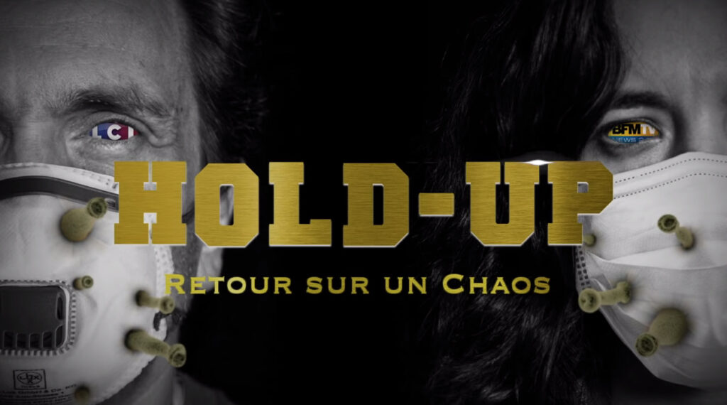 hold-up documentaires covid complot