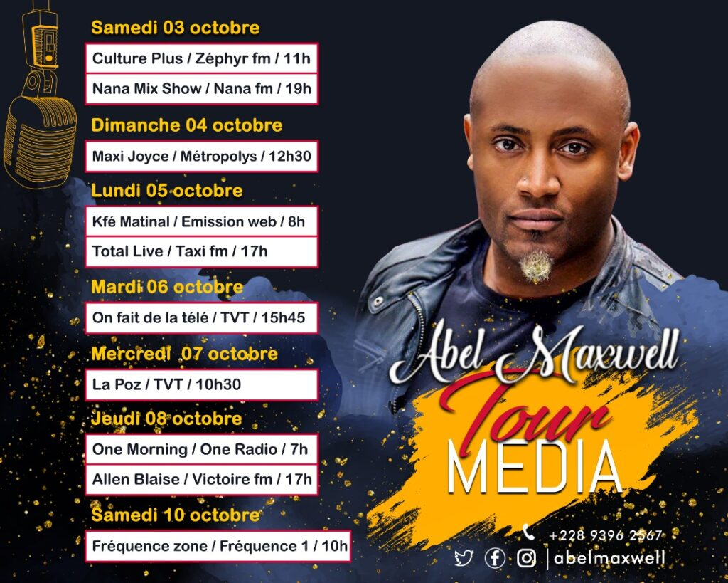 Abel Maxwell Togo