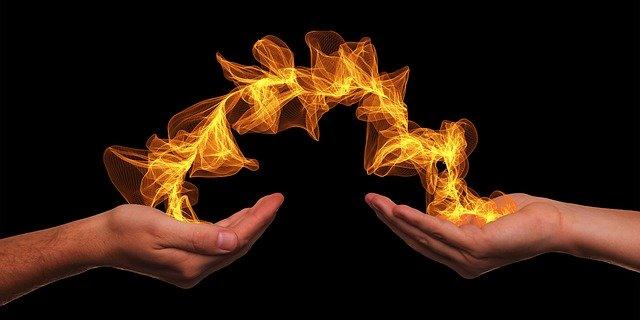 Énergie magnétisme aimant guérisseurs