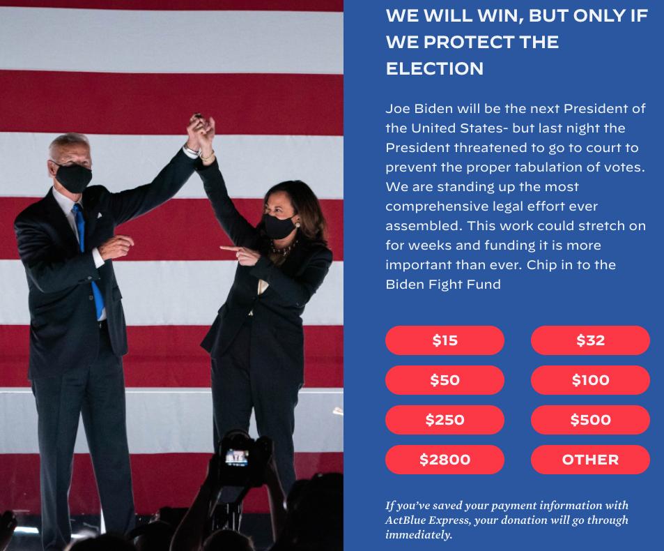 États-Unis USA élections présidentielles