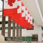 immigration Entrée Express_Drapeaux Canada