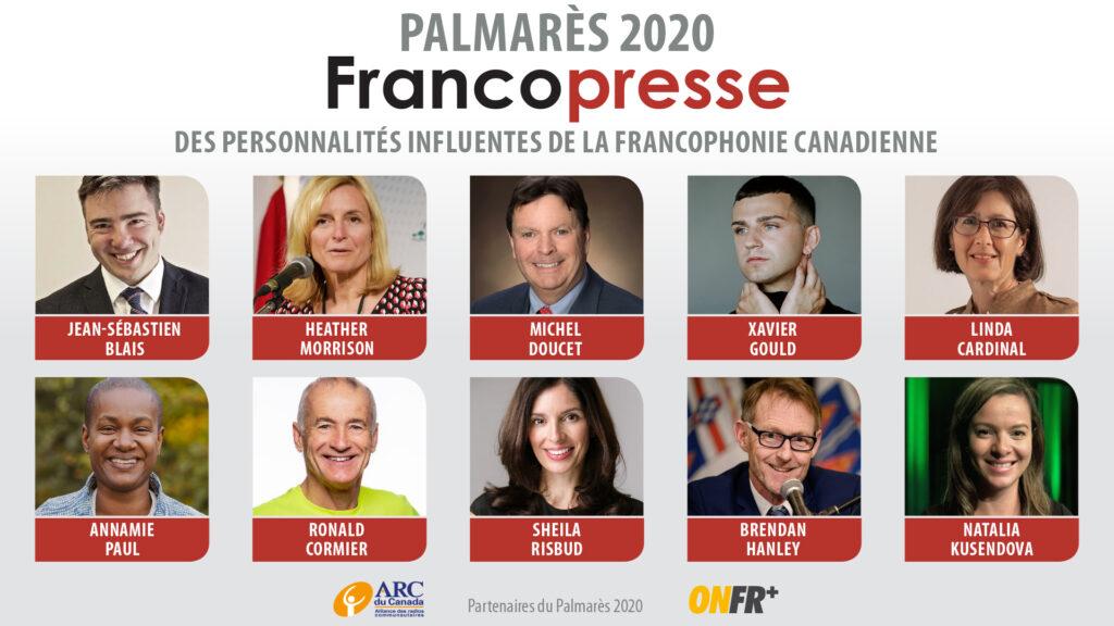 Francopresse_Palmarès