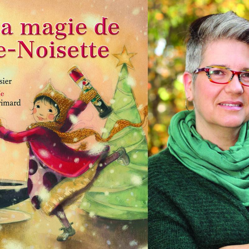 livre Mireille Messier, La magie de Casse-Noisette