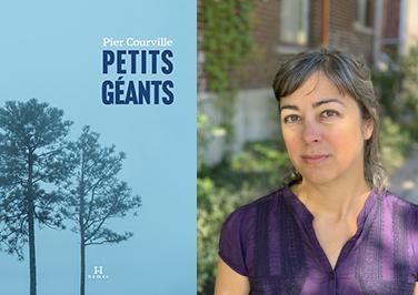 livre Pier Courville, Petits géants