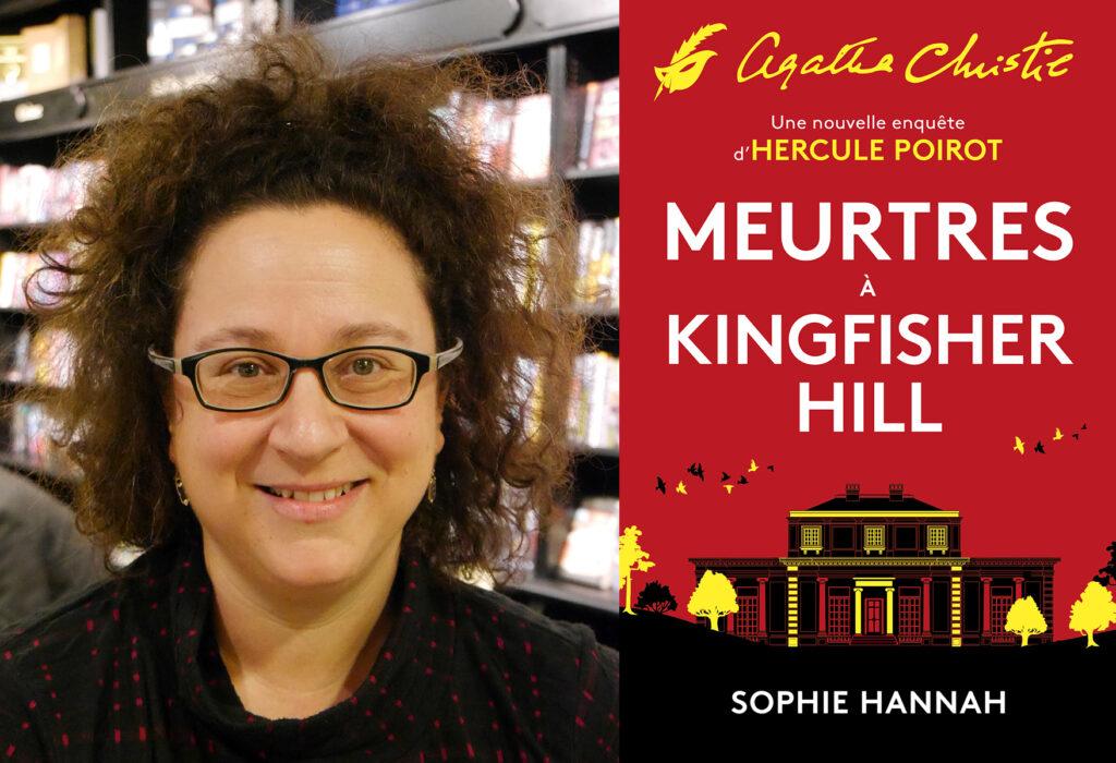 livre Sophie Hannah, Meurtre à Kingfisher Hill