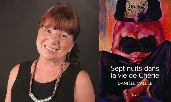 livre Danièle Vallée, Sept nuits dans la vie de Chérie