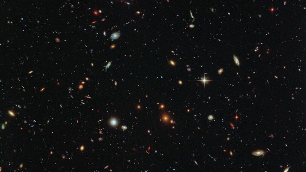 cosmos espace étoiles galaxies