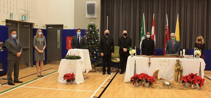 Conseil scolaire catholique MonAvenir école Sainte-Anne