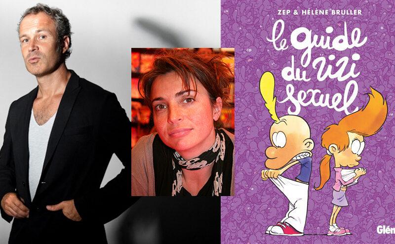 Hélène Bruller, Le guide du zizi sexuel, illustrations de Zep, Grenoble, Éditions Glénat, 2020, 112 pages, 17,95 $.