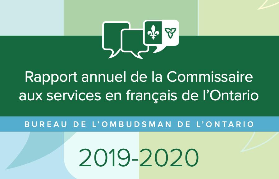 commissaire aux services en français de l'Ontario