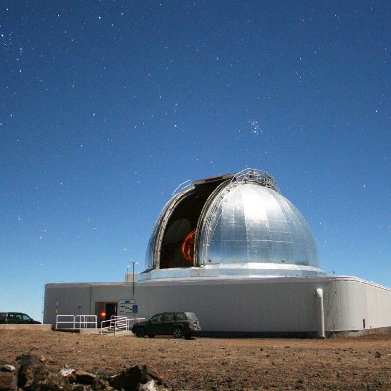 telescope-infrarouge-Hawai