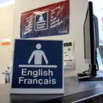 Langues officielles fonctionnaires insécurité linguistique Bilinguisme Anglais Français
