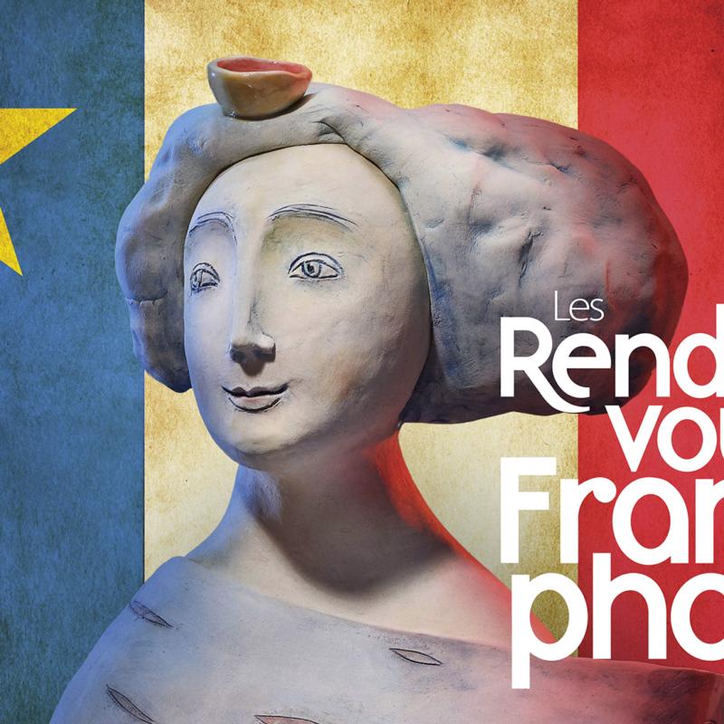 RVF rendez-vous de la francophonie 2021