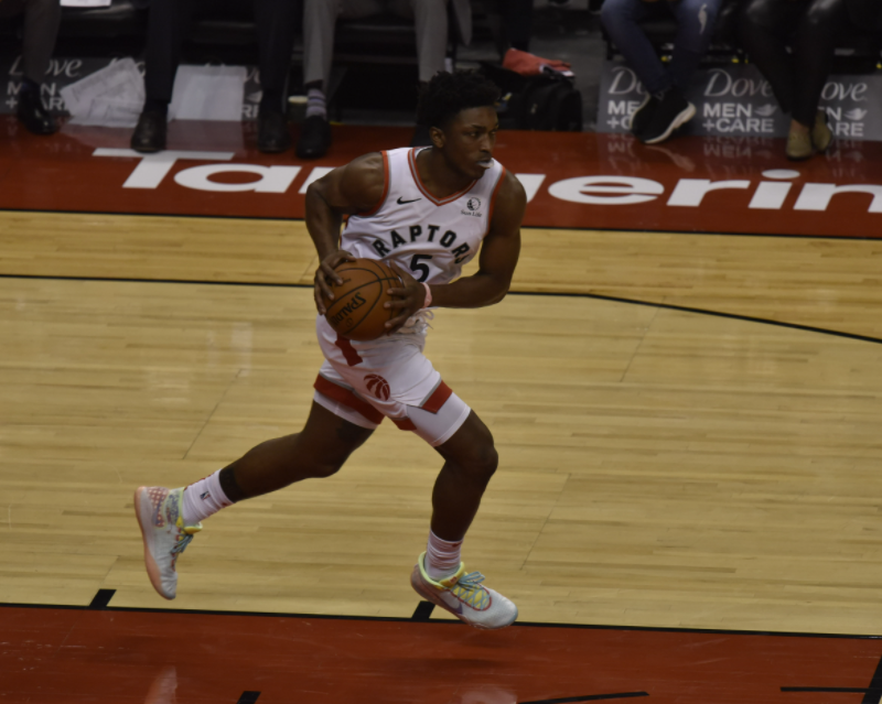 Stanley Johnson Raptors