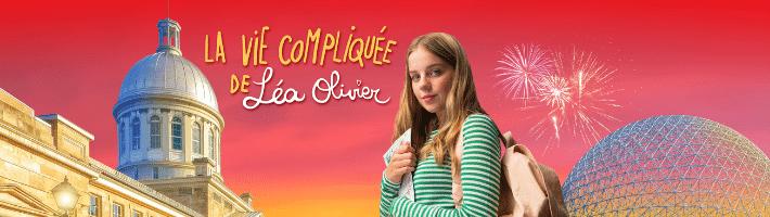 TFO La vie compliquée de Léa Olivier