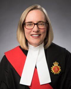 Sally Gomery, juge, Cour supérieure de justice de l'Ontario
