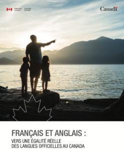 LLO réforme Mélanie Joly Langues officielles