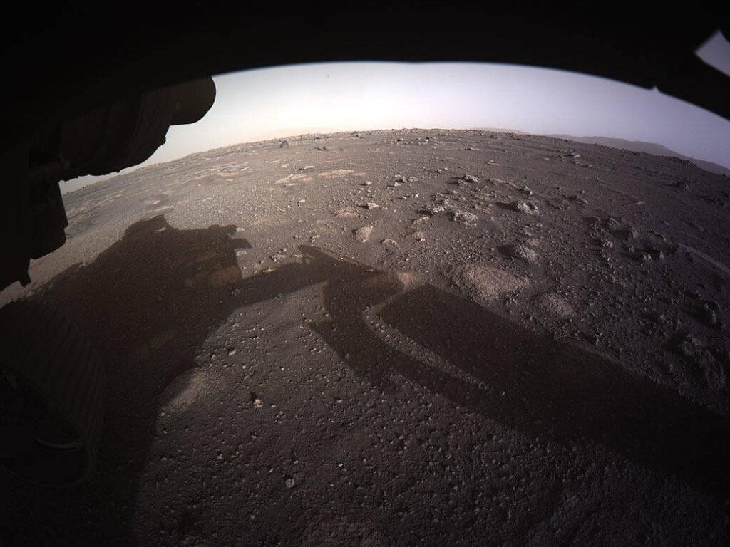 Mars-Perseverance