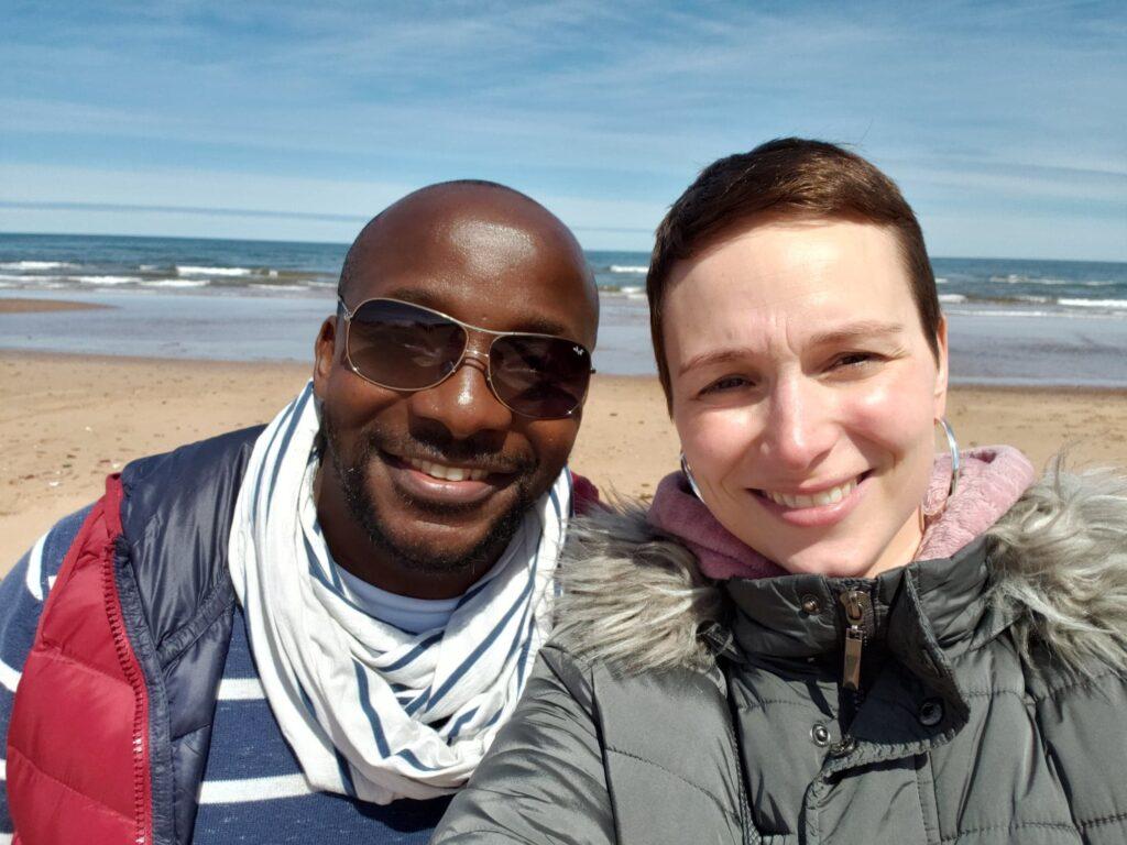 Histoires d'immigration Céline et Manu