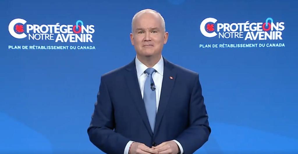 Erin O'Toole, Parti conservateur du Canada, Conservateurs