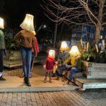 7 Luminosity installation #3 photo Nathalie Prezeau